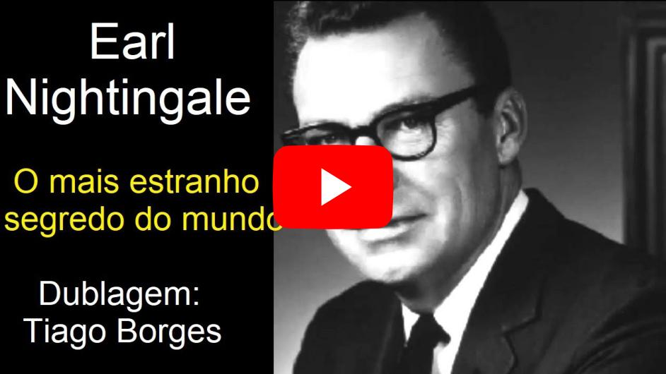 earl nightingale thumb youtube - VOCÊ FOI PROGRAMADO, COMO SAIR DISSO