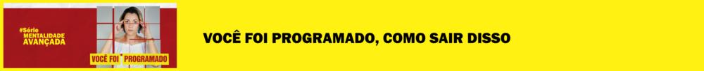voce foi programado materia blog morgana carvalho - PODER 5 MIL VEZES MAIS FORTE DENTRO DE SI