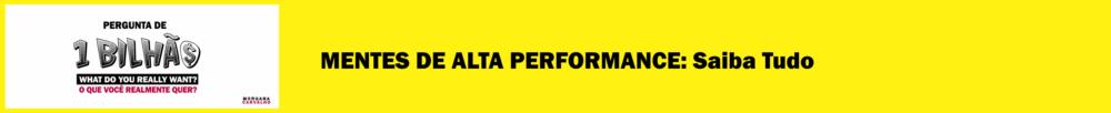 mentes de alta performance materia blog morgana carvalho - SUCESSO PROFISSIONAL TEM UMA RECEITA INFALÍVEL