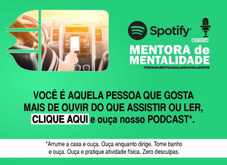 podcast dirigido carro 770x560 - THE SECRET: LEI DA MENTE