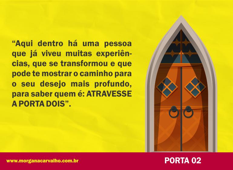 porta dois blog morgana carvalho mentora dementalidade - PODER SEM LIMITES: Mentalidade e Emoções