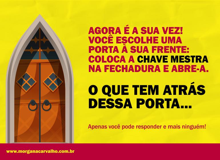 agora e sua vez blog morgana carvalho mentora dementalidade - CHAVE MESTRA PARA O SEU SUBCONSCIENTE
