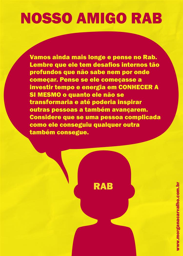 rab vamos ainda mais longe blog morgana carvalho mentora de mentalidade - MENTE MAGNETIZADA: IMÃ PARA O SUCESSO!